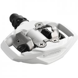 Shimano PD-M530 MTB SPD trail pedals - White