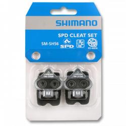 Shimano SH56 MTB SPD cleats multi-release