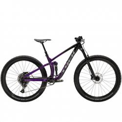 Trek Fuel EX 7 (Trek Black / Purple Lotus)